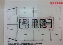 soho世纪广场平面图