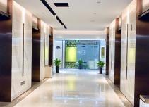 安吉尔大厦电梯厅