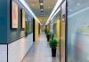 安吉尔大厦公共走廊